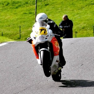 Championship Winning SV650 Mini Twin